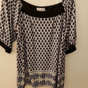 Womens size 18-20 top